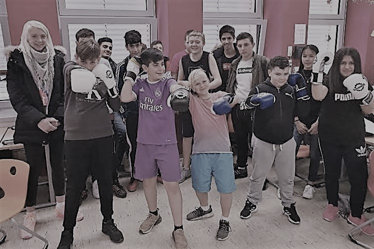 Boxcoaching Schule