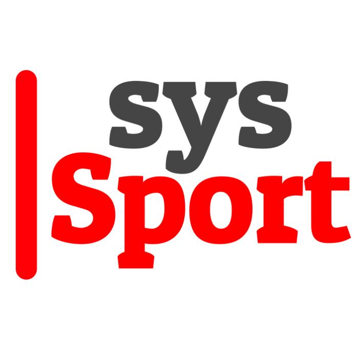 sysSport kurz grau Hintergrund