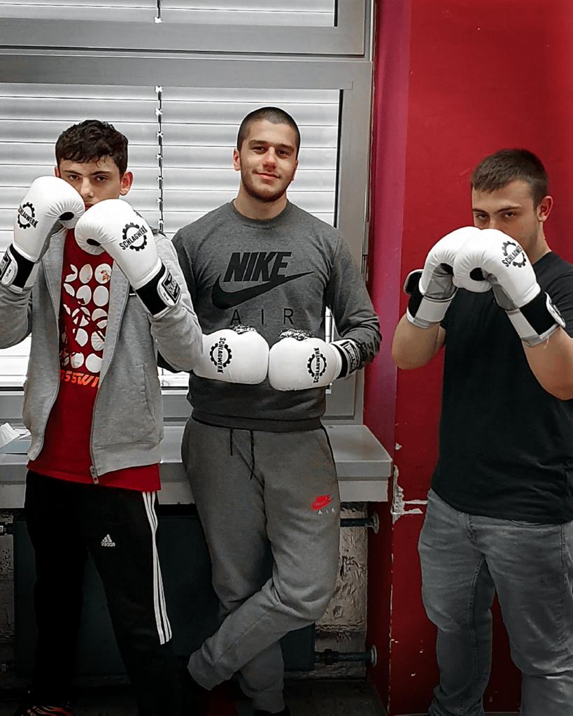 Boxcoaching Jugendliche Schule